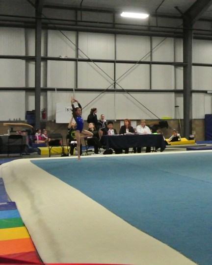 Judges' Cup 2013 Floor Dance Move - Level 7