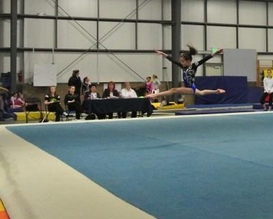 Judges' Cup 2013 Floor Switch Leap - Level 7