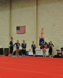 Queen of Hearts Invitational 2014 Floor Back Layout - Level 7