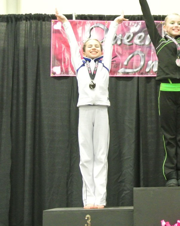 Queen of Hearts Invitational 2014 Bars Awards - Third - Level 7