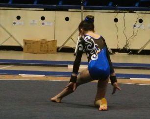BSU Open 2015 Floor Opening Dance Move - Level 7