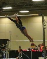Queen of Hearts Invitational 2015 Bars Transfer - Level 7