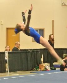 Queen of Hearts Invitational 2015 Floor Back Layout - Level 7