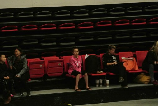 Region 2 Championships 2016 Waiting for the Team - Level 8