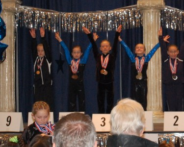 Idaho State Championships 2011 All-Around Awards - Level 4