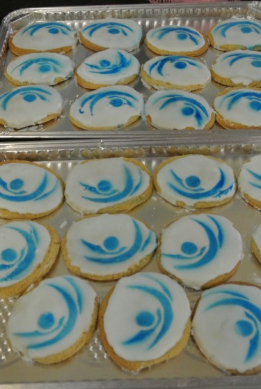Cool Wings Cookies at Teddy Bear Classic 2011