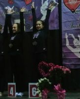 Queen of Hearts Invitational 2017 All-Around Awards - Sixth - Level 8