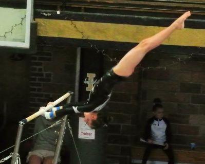 Idaho State Championships 2017 Bars Mid-Giant - Level 8