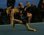 Region 2 Championships 2017 - Floor Dance Pose - Level 8