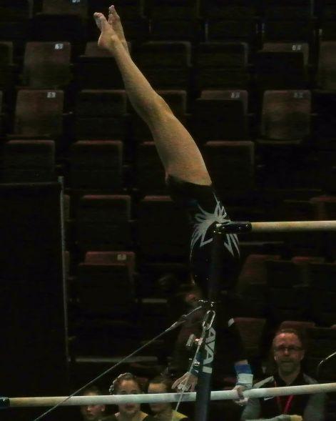 Region 2 Championships 2017 - Pirouette - Level 8