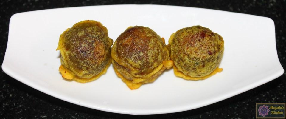 munthrikothu Diwali Dumplings