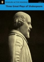 Three Great Plays of Shakespeare: Penguin Active Reading Level 4 With C D Audio