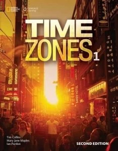 Time Zones - Vol.1 - With Online Workbook