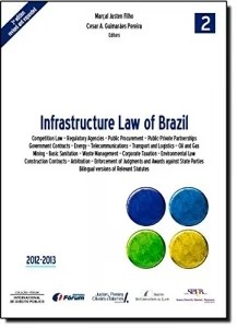 Infrastructure Law of Brazil - Vol.2