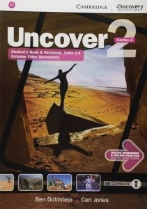 Uncover - Combo A With Online Workbook And Online Practice Vol. 2