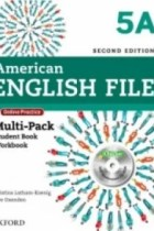 American English File - Level 5a - Multi-pack With Online Practice and Ichecker