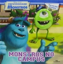 Monstros no Campus: Universidade Monstros