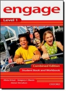 Engage 1 - Student Book And Workbook