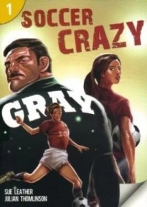 Soccer Crazy - Page Turners Series - Vol. 1