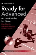 READY FOR ADVANCED WORKBOOK WITH KEY PACK