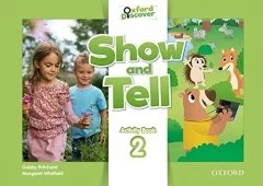 Show And Tell: Level 2 Activity Book