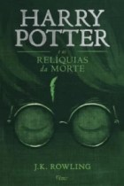 Harry Potter e as Relíquias da Morte - Capa Dura