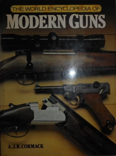 the world encyclopedia of modern guns