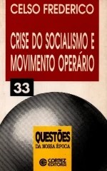 crise do socialismo e movimento operário