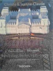 Wrapped Reichstag - Berlin, 1971-1995