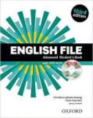 English File Advanced - Student's Book W Itutor - 3ª Edition
