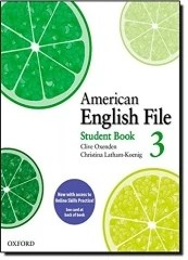 American English File 3 - Student Book - Sem CD