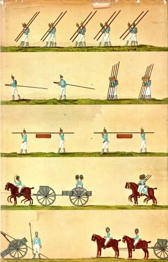 a history of weaponry