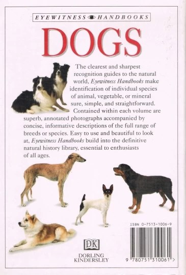 Dogs - The Visual guide to over 300 dos breed around the world