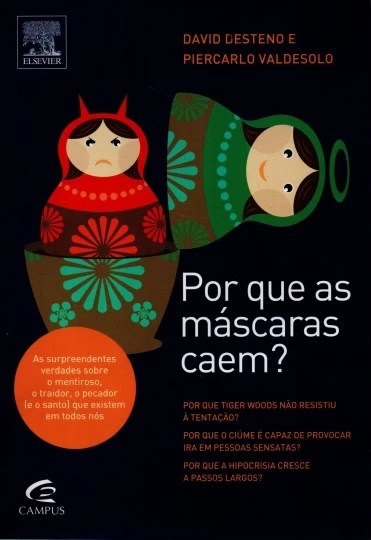 por que as máscaras caem?