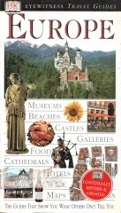 europe eyewitness travel guides