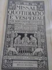 Missal Quotidiano e Vesperal