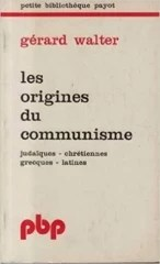 Les Origines du Communisme