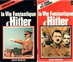 la vie fantastique d\'adolf hitler 2 tomos