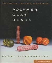 polymer clay beads - techniques, projects, inspiration