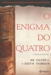 o enigma do quatro (the rule of four)