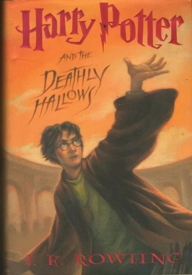 Harry Potter the Deathly Hallows