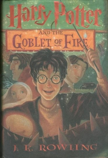 Harry Potter the Goblet of Fire