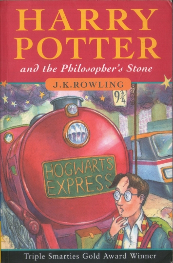 Harry Potter the Philosopher´s Stone