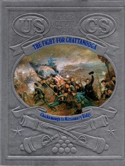 the civil war - the fight for chattanooga