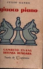 giuoco piano gambito evans defensa hungara