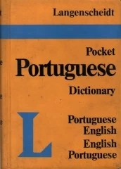 langenscheidt pocket portuguese dictionary portuguese - english