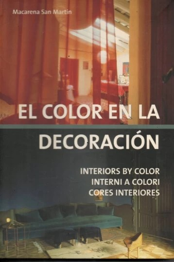 el color en la decoración