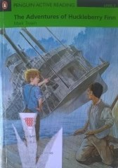 The Adventure of Huckleberry Finn Level 3 com 2 CDs - 3 Edição