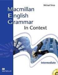 MacMillan. English Grammar in context + CD-ROM