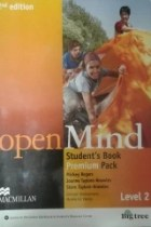 openMind 2nd Edition AE Level 2 Student's Book Pack Premium